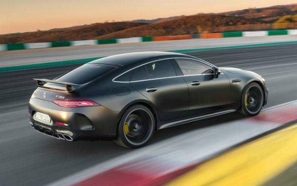 Mercedes Benz AMG GT63 S 4 Door 201 4 بازی تاج و تخت در جهنم سبز؛ مرسدس AMG میخواهد رکورد پورشه پانامرا را بشکند اخبار IT