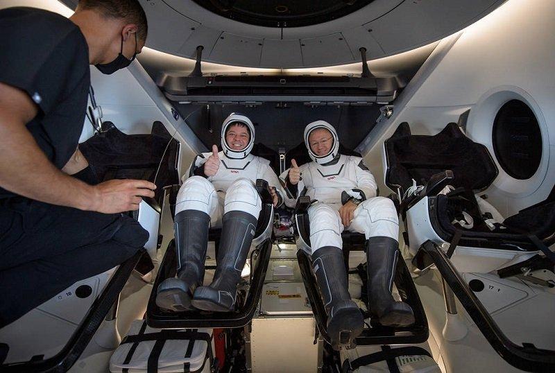 فضانوردان ناسا