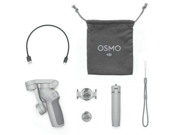 گیمبال Osmo Mobile 4 معرفی شد