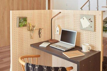 رونمایی پاناسونیک از پارتیشن ۸۳۵ دلاری؛ شبیهسازی فضای شرکت در خانه