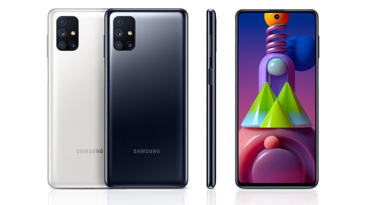 Samsung Galaxy M51 1 موبایل جدید سامسونگ از سری گلکسی M احتمالا یک پرچمدار است اخبار IT