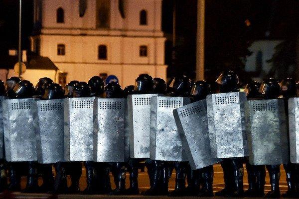 قطع اینترنت در بلاروس در پی اعتراض به نتیجه انتخابات ریاست جمهوری