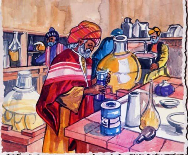 Sulfuric Acid persian inventions w600 تمدن از دست رفته؛ مروری بر ۱۰ اختراع و کشف برجسته در ایران باستان اخبار IT