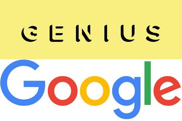 دادگاه گوگل را در پرونده کپیبرداری متن ترانهها از سایت Genius بیگناه اعلام کرد
