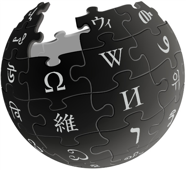 Wikipedia logo inverse w600 ویکیپدیا چطور از تبدیل شدن به منبعی غیر موثق در امان ماند؟ اخبار IT