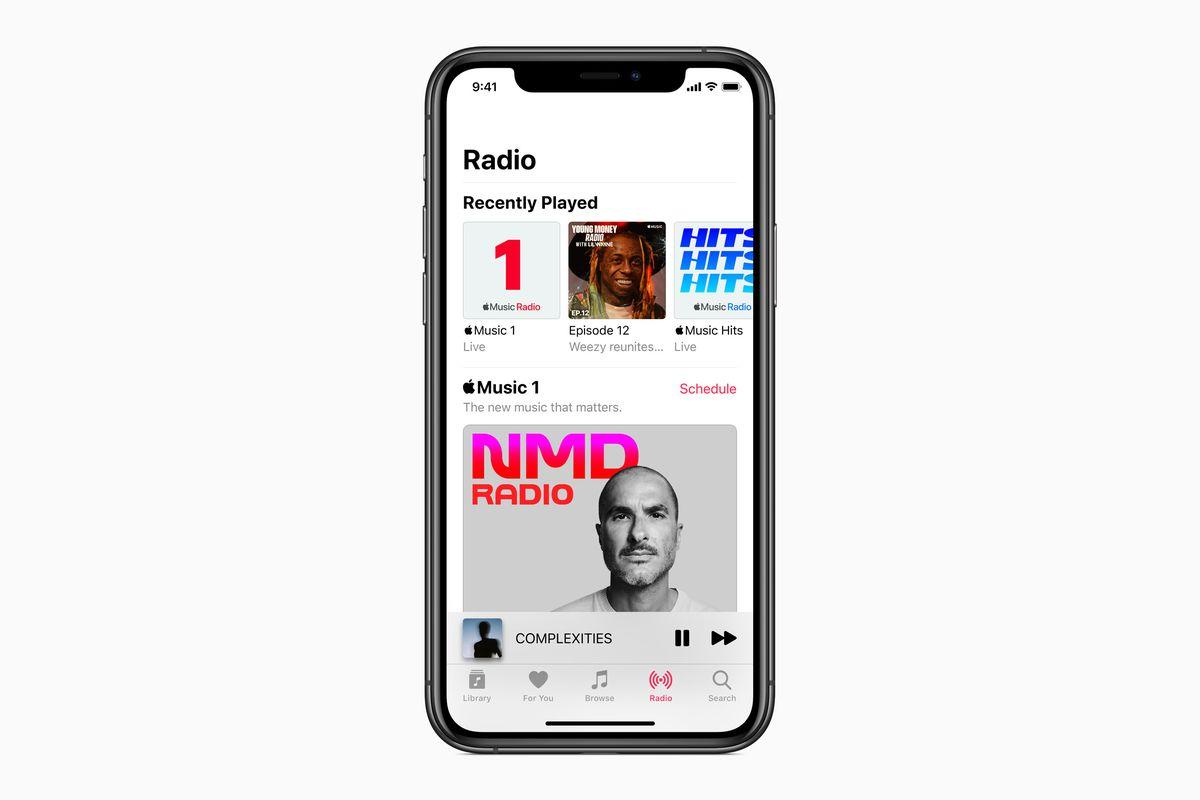 applemusicradio اپل دو ایستگاه رادیویی جدید راهاندازی کرد؛ تغییر نام ایستگاه Beats 1 پس از ۵ سال اخبار IT
