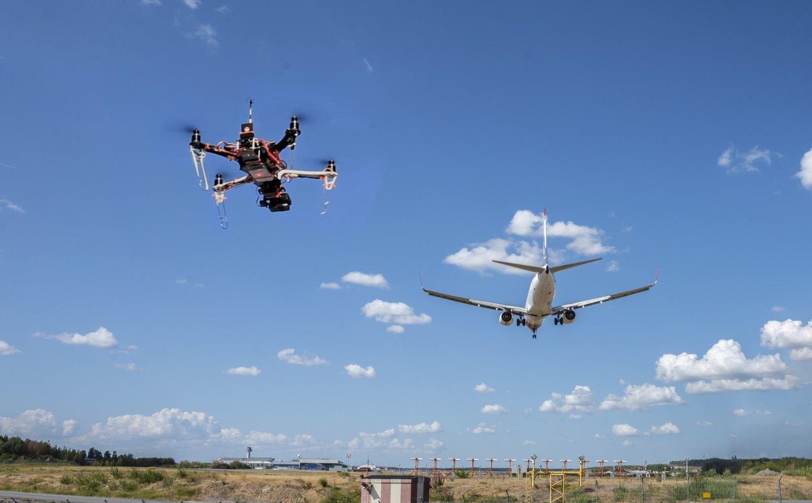 faa drone airport 2 آمریکا ۱۰ فناوری شناسایی و رهگیری پهپاد را در فرودگاهها آزمایش میکند اخبار IT