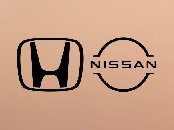 honda nissan logo badges 2 تلاش نافرجام دولت ژاپن برای جدایی نیسان از رنو و ادغام با هوندا اخبار IT