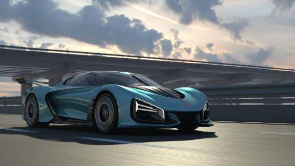 گرانترین خودرو چینی در جهان با قیمت 1.45 میلیون دلار معرفی شد