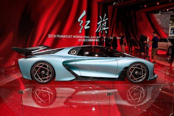 هونگ چی اس 9 ، در جهان با قیمت 1.45 میلیون دلار معرفی شد