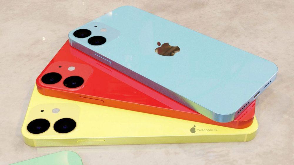 ماکت گوشیهای سری آیفون ۱۲ را با طراحی مشابه آیفون ۴ ببینید