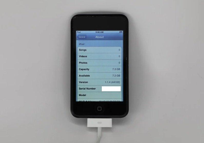 آیپاد تاچ
