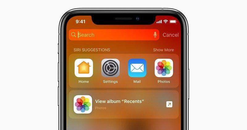 iphone search شایعه رونمایی اپل از موتور جستجو دوباره مطرح شد اخبار IT