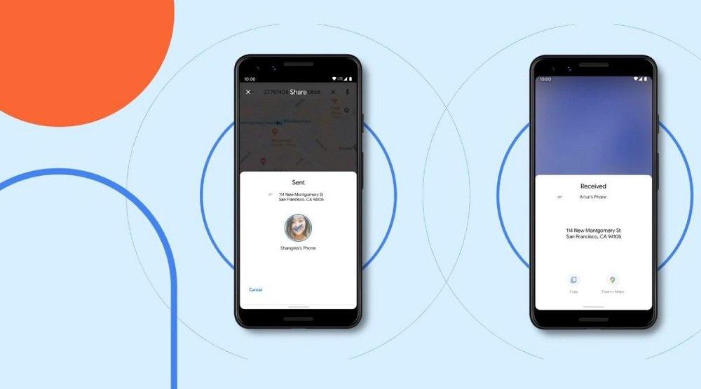 nearby share head گوگل قابلیت Nearby Share را برای اندروید ارائه کرد؛ رقیب ایردراپ اپل اخبار IT