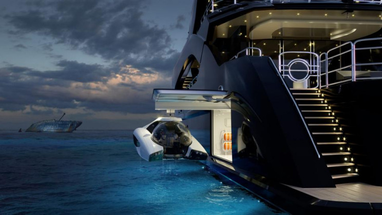 nemo 1 resize md «نمو» معرفی شد؛ سبکترین زیردریایی دنیا با قابلیت کاوش در عمق ۱۰۰ متری اقیانوس اخبار IT