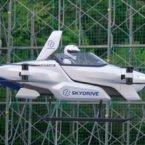 اسکایدرایو SD-03 گامی بلند در راستای تحقق یک رویا؛ با خودروی پرنده ژاپنیها بیشتر آشنا شوید