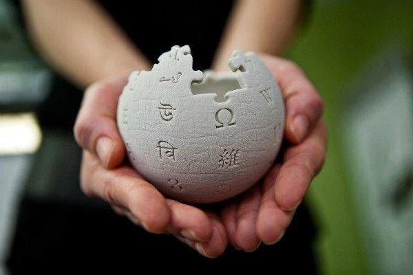wikipedia mini globe handheld w600 ویکیپدیا چطور از تبدیل شدن به منبعی غیر موثق در امان ماند؟ اخبار IT