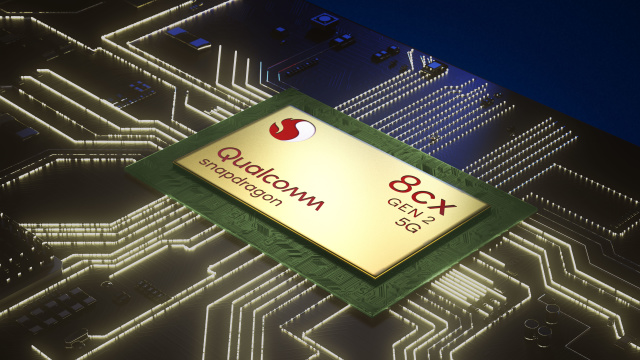 معرفی چیپ اسنپدراگون8cx Gen 2 5G برای لپ تاپ های مبتنی بر معماری ARM