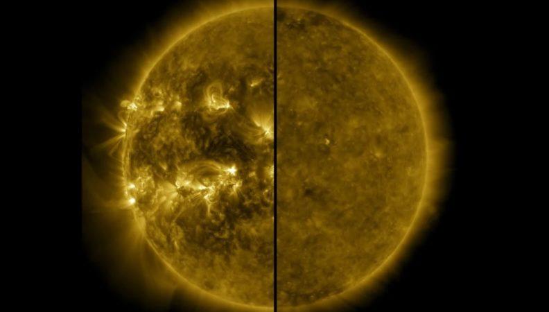 ناسا شروع فعالیت چرخه جدید خورشید را تایید کرد