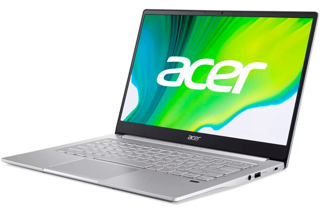 لپ تاپ های سوئیفت 3 و 5 ایسر با پردازنده های تایگر لیک اینتل به روز رسانی شدند اخبار IT