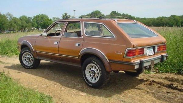 012218 1985 AMC Eagle Wagon مروری بر تاریخچه کراساوورها؛ محبوبترین کلاس خودرو در جهان اخبار IT