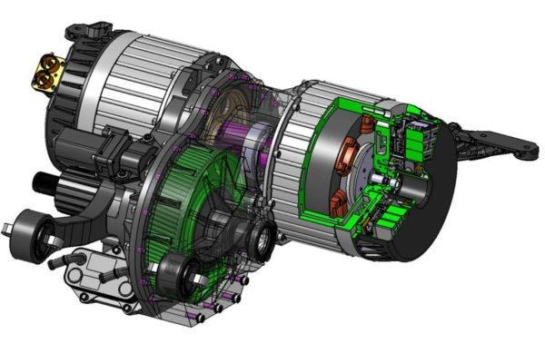 موتورهای برقی