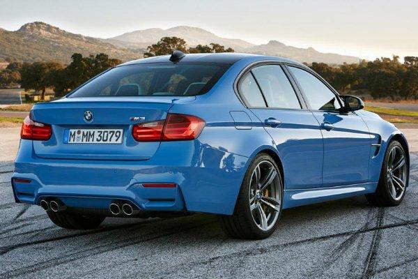 2015 2018 BMW M3 F80 1 با جنجالیترین محصولات بامو آشنا شوید؛ از سری 2 اکتیو تورر تا کفش دلقک! اخبار IT