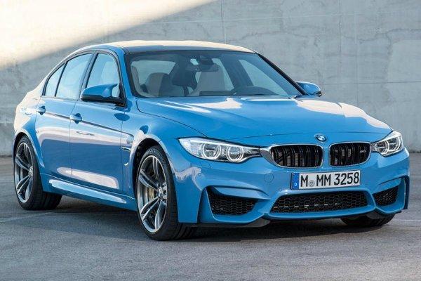 2015 2018 BMW M3 F80 2 با جنجالیترین محصولات بامو آشنا شوید؛ از سری 2 اکتیو تورر تا کفش دلقک! اخبار IT