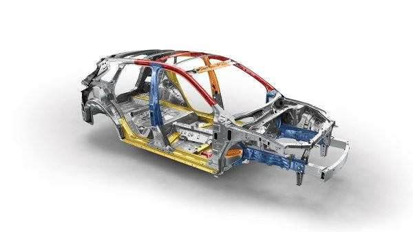 2019 infiniti qx50 updated مروری بر تاریخچه کراساوورها؛ محبوبترین کلاس خودرو در جهان اخبار IT