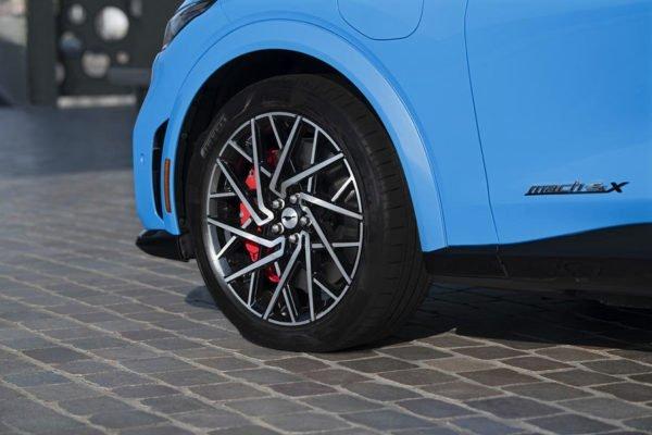 2020 ford mach e gt 04 600x400 فورد موستانگ Mach E GT سریعترین کراس اور برقی بازار اخبار IT