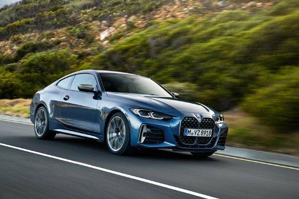2021 BMW 4 Series Coupe 1 با جنجالیترین محصولات بامو آشنا شوید؛ از سری 2 اکتیو تورر تا کفش دلقک! اخبار IT