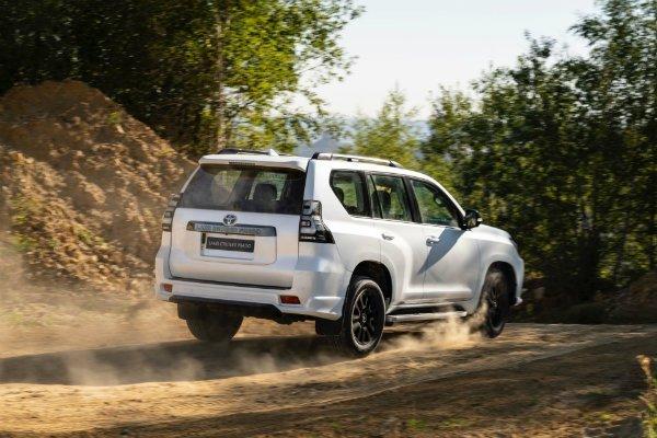 2021 Toyota Land Cruiser Prado Euro spec 48 تویوتا لندکروزر پرادو 2021 با تجهیزات بیشتر معرفی شد اخبار IT