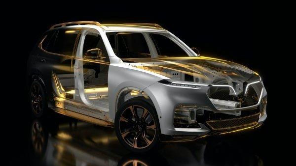 2021 VinFast President Vietnam spec 12 1 شاسی بلند گرانقیمت وینفست پرزیدنت رونمایی شد؛ نمادی از توان خودروسازی ویتنام اخبار IT