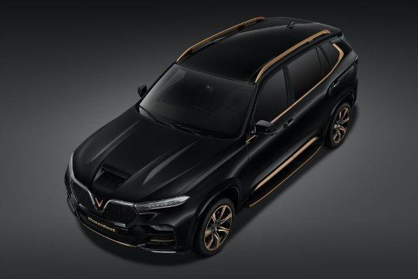 2021 VinFast President Vietnam spec 8 شاسی بلند گرانقیمت وینفست پرزیدنت رونمایی شد؛ نمادی از توان خودروسازی ویتنام اخبار IT