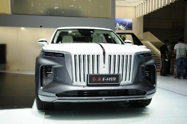 2021 hongqi e hs9 1 معرفی هونگچی E HS9؛ کپی برقی زشت از رولزرویس کالینان اخبار IT