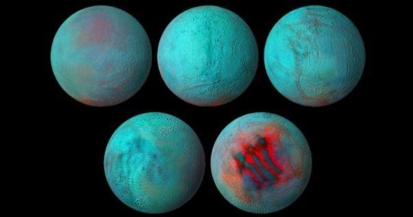 222 1 ناسا شواهدی مستحکم از وجود یخ در قمر زحل کشف کرد اخبار IT