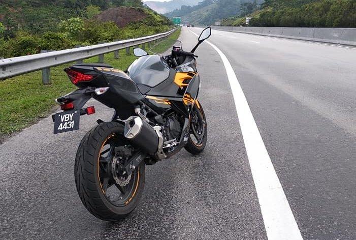 کاوازاکی نینجا 250