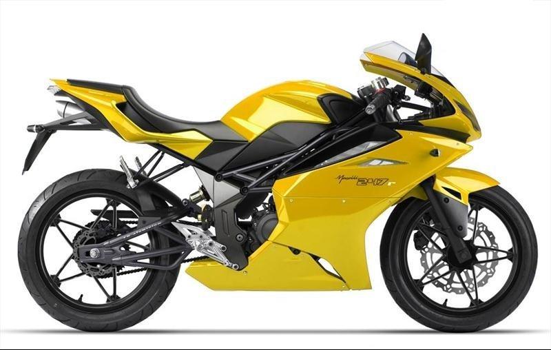 567 بررسی موتورسیکلت مگلی 250؛ انگلیسی نامحبوب بازار اخبار IT