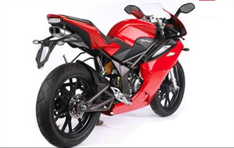 570 بررسی موتورسیکلت مگلی 250؛ انگلیسی نامحبوب بازار اخبار IT