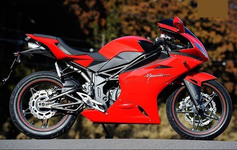 594 بررسی موتورسیکلت مگلی 250؛ انگلیسی نامحبوب بازار اخبار IT