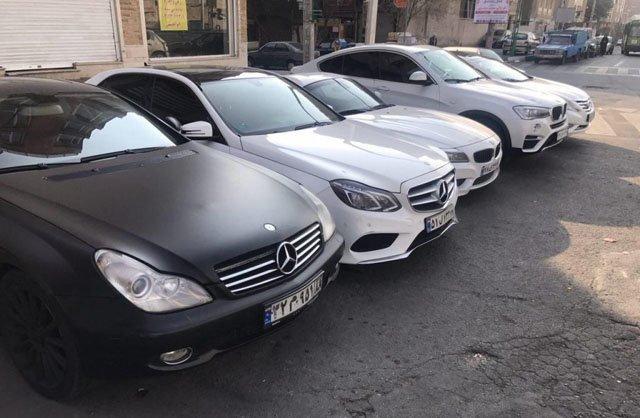 نرخ اجاره خودرو به صورت روزانه در تهران؛ از 1 تا 4 میلیون تومان برای خودروهای وارداتی