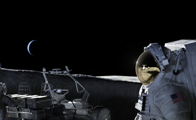 Artemis Program آمریکا و ۷ کشور دیگر «پیمان آرتمیس» را برای اکتشاف ماه امضا کردند اخبار IT