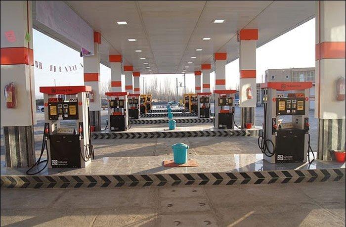 کاهش عرضه بنزین سوپر