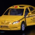 «بارکد واحد» برای پرداخت اینترنتی کرایه تاکسی اجرایی شد