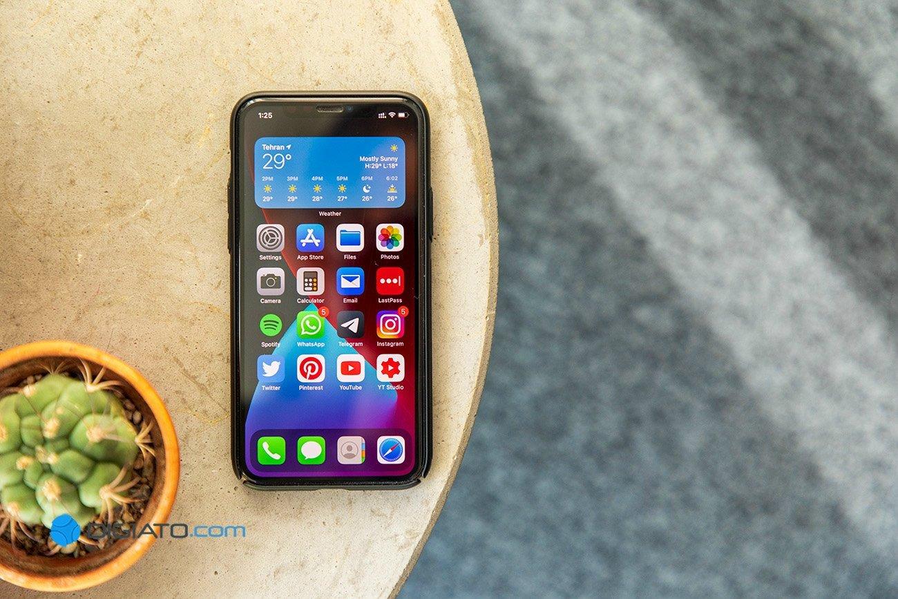 Digipic IOS14 06 اپل iOS 14.1 و iPadOS 14.1 را منتشر کرد اخبار IT