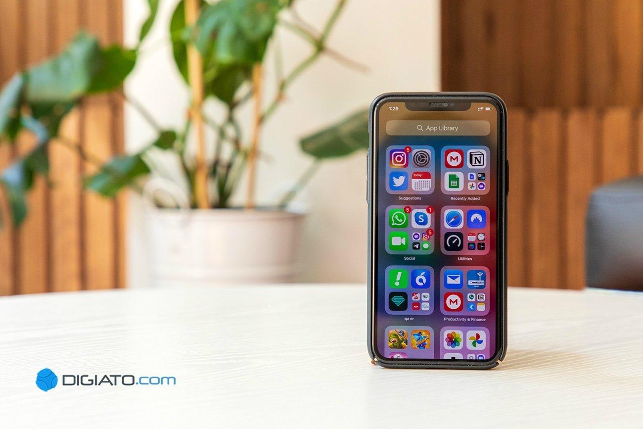 Digipic IOS14 08 بررسی iOS 14؛ نه آنقدر هیجانانگیز که تصور میکردید [تماشا کنید] اخبار IT