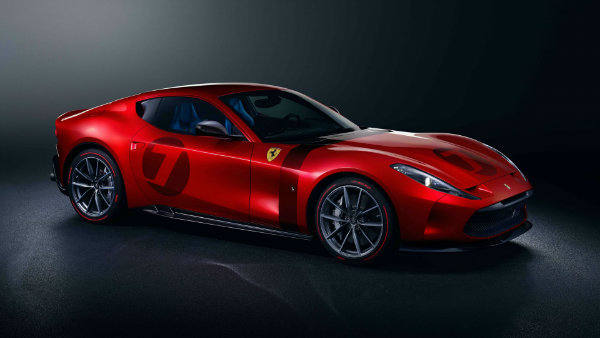 Ferrari Omologata one off 1 معرفی فراری اومولوگاتا؛ سوپر اتومبیلی که تنها یک دستگاه از آن در جهان موجود خواهد بود اخبار IT