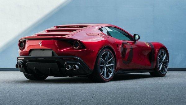 Ferrari Omologata one off 5 معرفی فراری اومولوگاتا؛ سوپر اتومبیلی که تنها یک دستگاه از آن در جهان موجود خواهد بود اخبار IT