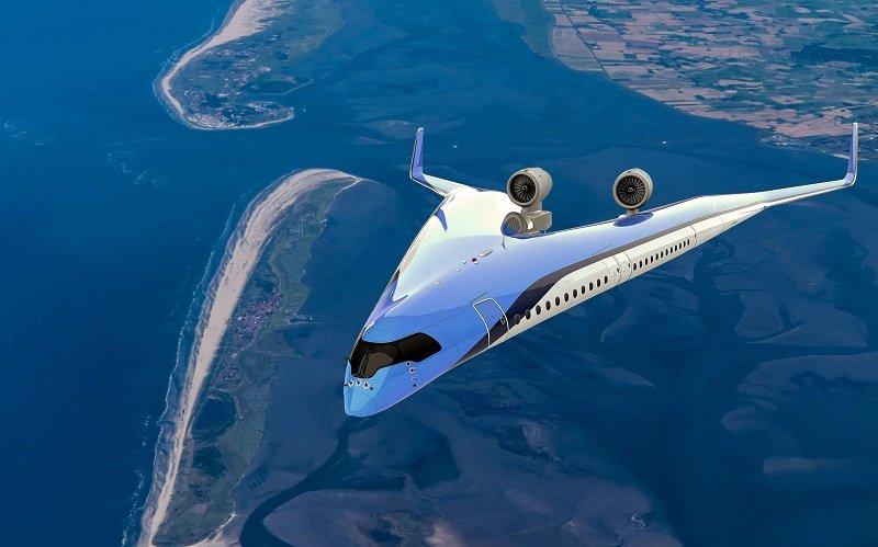 هواپیمای Flying-V