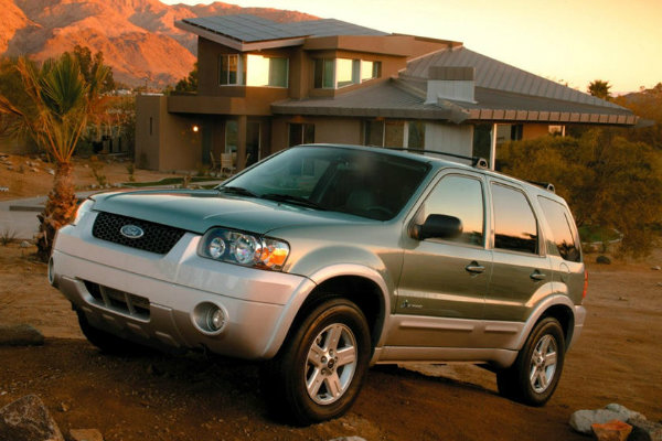 Ford Escape 2000%E2%80%93Present مروری بر تاریخچه کراساوورها؛ محبوبترین کلاس خودرو در جهان اخبار IT